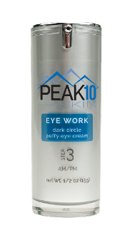 EYE WORK dark circle / puffy eye cream 1/2oz