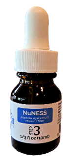 NuNESS peptide eye serum  repair + firm
